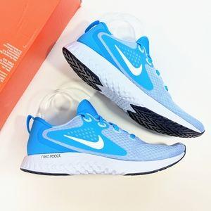 Nike Legend React Aluminum/White/Blue Hero Women's